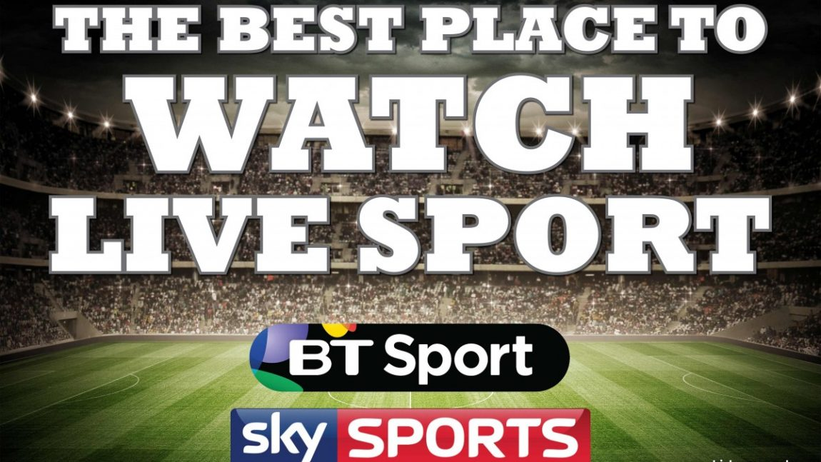 Showing Both BT Sports & Sky Sports Games – Available On Our Multiple Screens