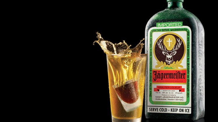 4x Jager Bombs for only £10