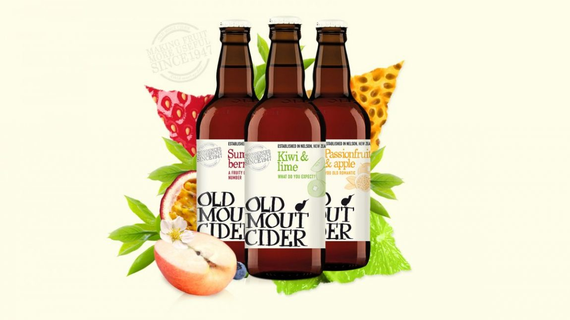 2x Old Mout Cider For Just £7