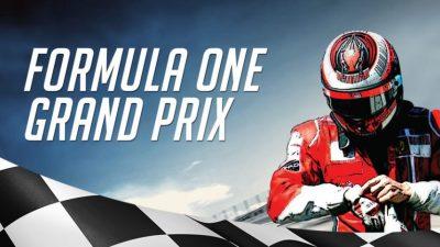 Sunday Formula 1 Grand Prix – 2.99 per pint