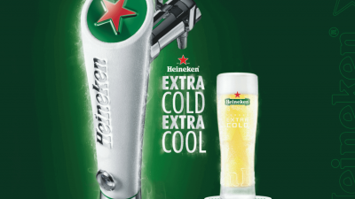 How about a Heineken Extra Cold?