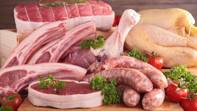 Have a go at our Meat Draw.