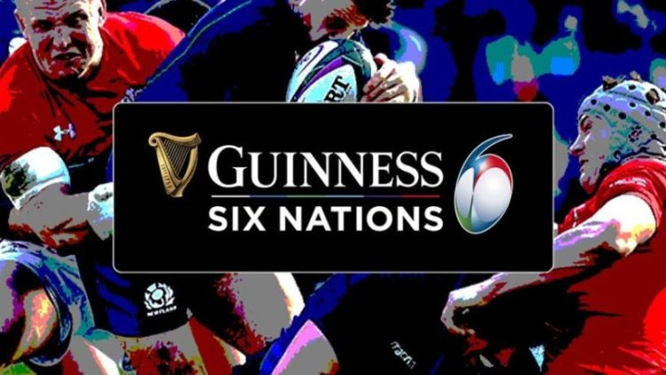 Now Showing Six Nations – Special Rugby Menu – Book Your Seat Early